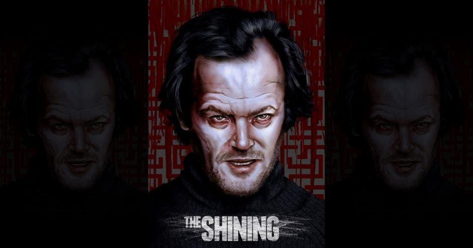 """La programación incluye """"El Resplandor"""", de 1980; cinta basada en la novela del mismo nombre, del escritor Stephen King, y protagonizada por Jack Nicholson. Cortesía Sala Garbo/La República"""