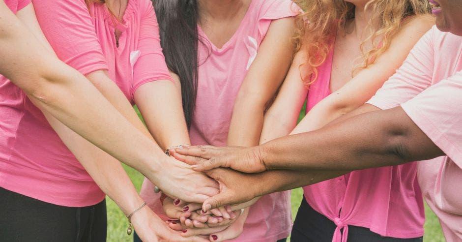 Mujeres sobrevivientes cáncer mama