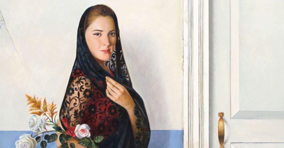 Gonzalo Morales destacó por sus trabajos de hiperrealismo, los cuales incluyeron desde gatos y fantasmas, hasta retratos de grandes personalidades de la historia. Cortesía Galería Valanti/La República