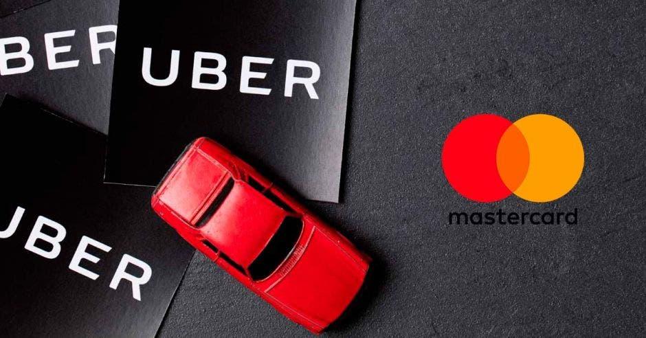 Uber y Mastercard