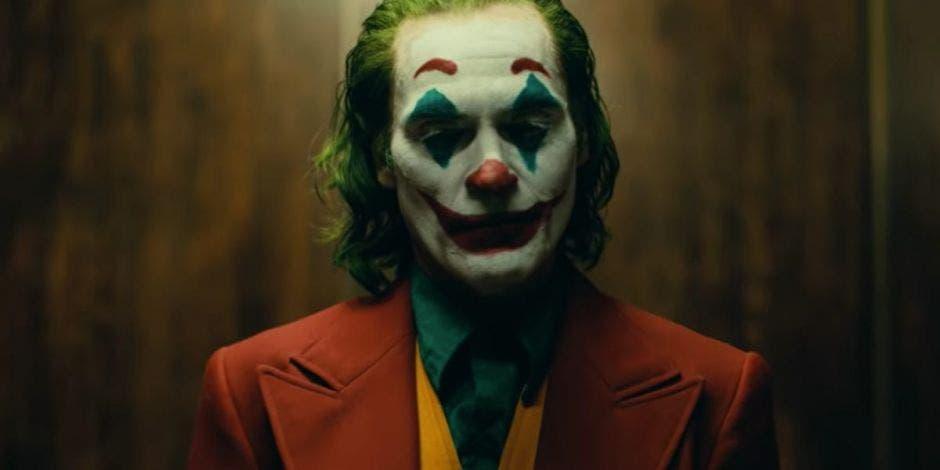 Joker de la película Joker de Joaquin Phoenix