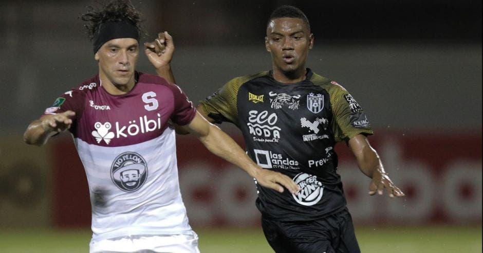 Christian Bolaños estuvo presente en el último título internacional de Saprissa, cuando ganaron la Concacaf. Mauricio Valenzuela-AFP/La República