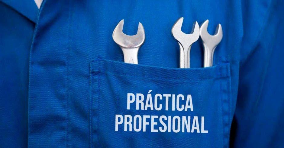 Herramienta, práctica profesional