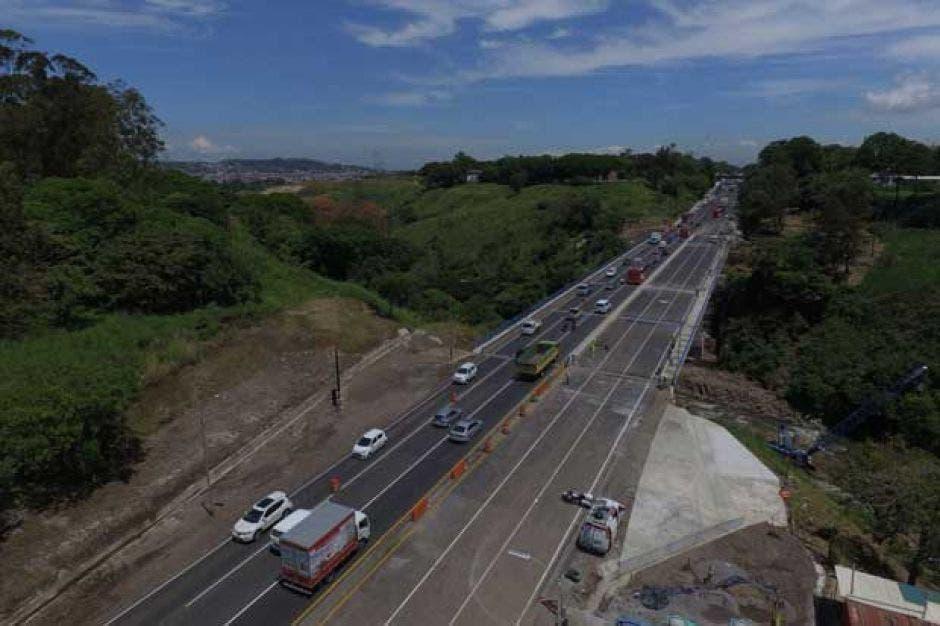 Puente Alfredo González Flores