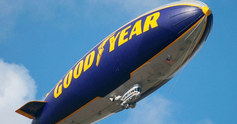 Dirigible de Goodyear