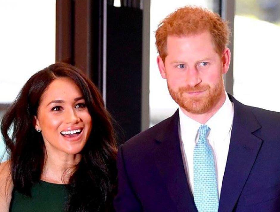 Meghan y Enrique duques de Sussex
