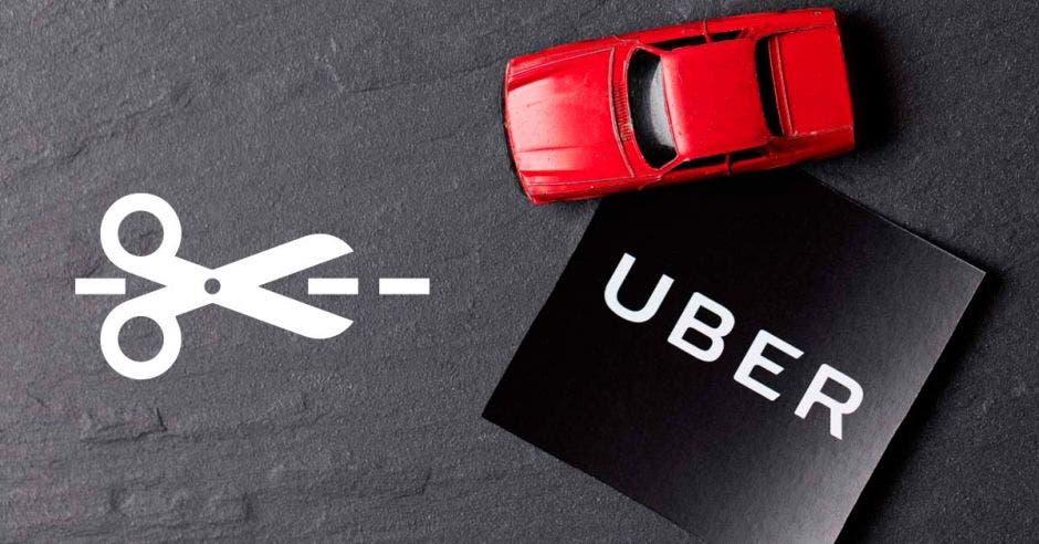 Recortes en Uber
