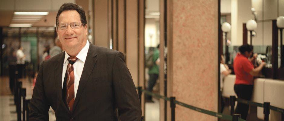 Jorge Agüero, Director de la Subgerencia General de Banca de Desarrollo y Personas. Gerson Vargas/La República.