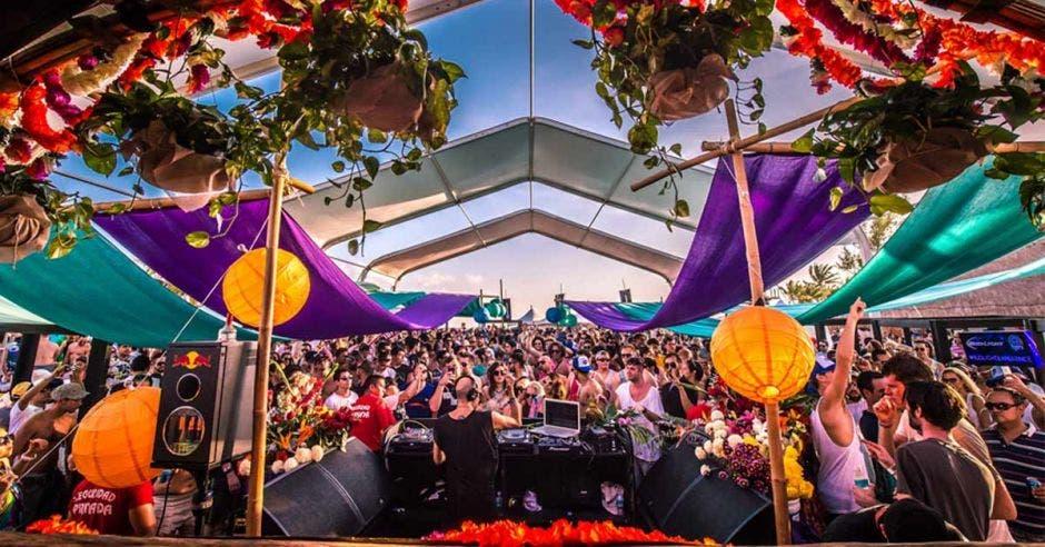 The BPM Festival se realiza desde el 2008, originalmente fue concebido como una fiesta posterior a las celebraciones de fin de año en Nueva York. Cortesía The BPM Festival/La República