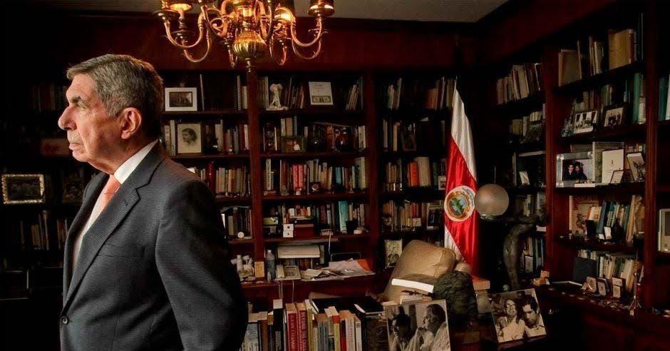 Óscar Arias, expresidente de la República. Archivo/La República