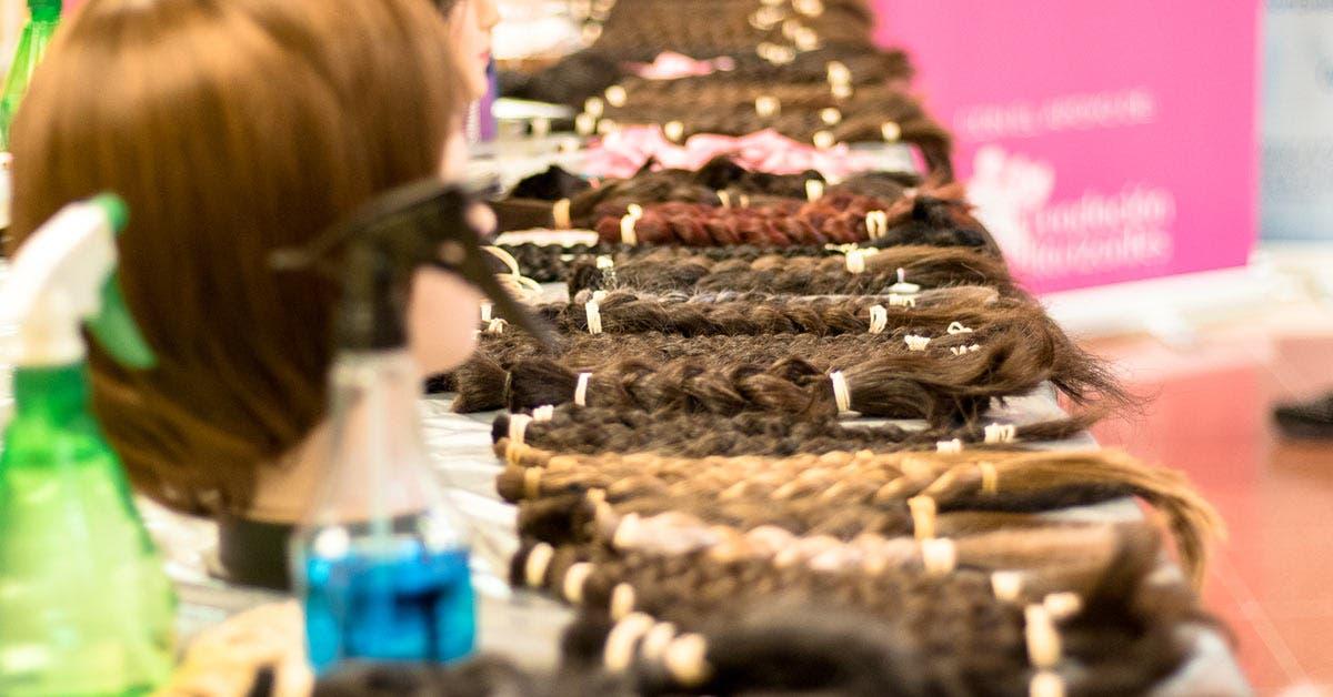La recolección de cabello se realiza en doce tiendas del formato Walmart; pueden participar hombres, mujeres, niñas y adultos mayores. Cortesía/La República