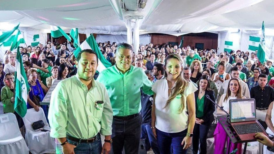 Johnny Araya, alcalde de San José  y candidato por el PLN al cargo en las elecciones de febrero. Archivo/La República