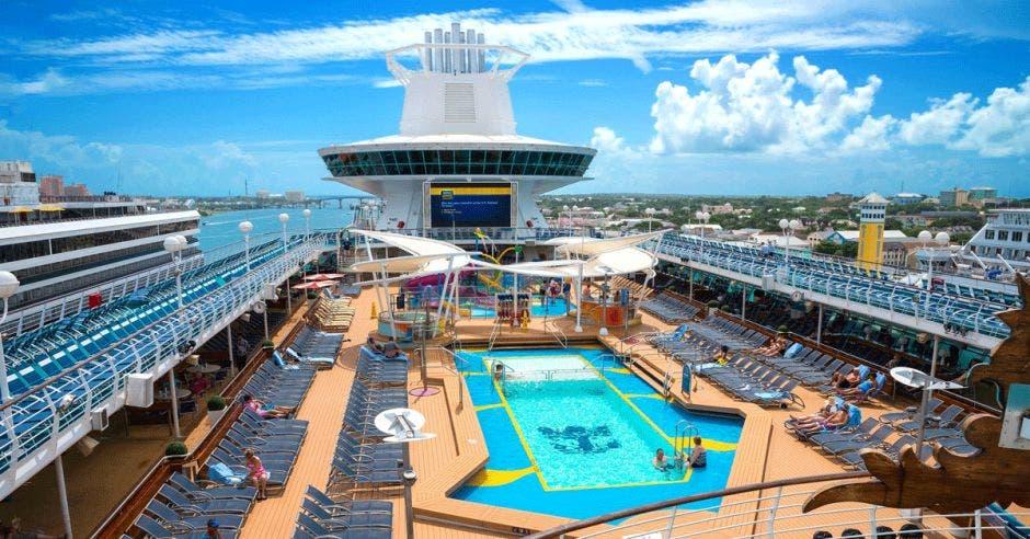 Barco de Royal Caribbean