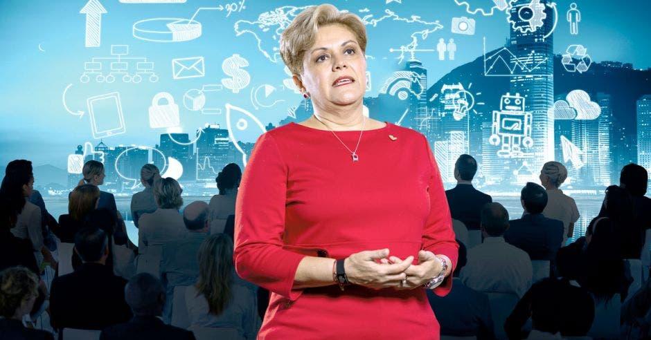 La capacitación es fundamental para las empresas, según Yolanda Fernández, presidenta de la Cámara de Comercio. Shutterstock- Elaboración propia/La República