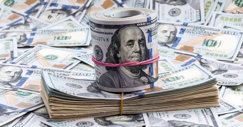 Billete, dólares