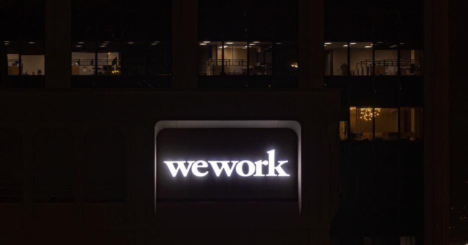 Sede de WeWork