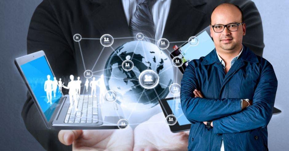 """El sistema denominado """"Acelera"""" podría ser la diferencia entre un negocio exitoso y un fracaso, según Roberto Wong, cofundador y CEO de Descifra. Cortesía/La República"""