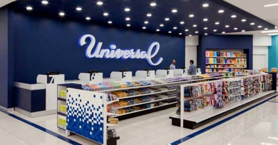 Tienda Universal de Lincoln Plaza