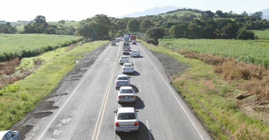 Carretera a San Ramón