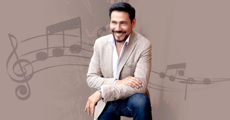 Ricardo Bernal tiene más de 30 años de trayectoria musical. Cortesía Ricardo Bernal/La República