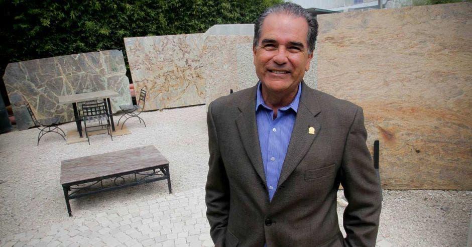 José Manuel Quirce, presidente de la Cámara de Comercio Exterior de Costa Rica y de Representantes de Casas Extranjeras . Archivo/La República