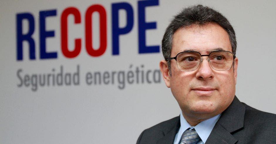 Alejandro Muñoz, presidente de Recope
