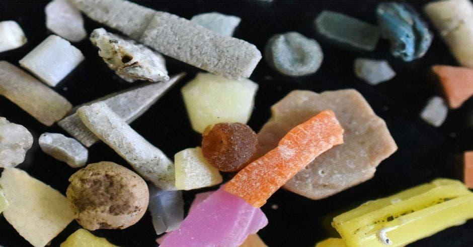 microplástico, plástico, playas, ucr