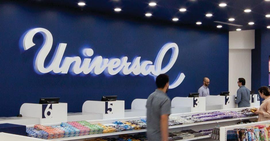 Tiendas Universal
