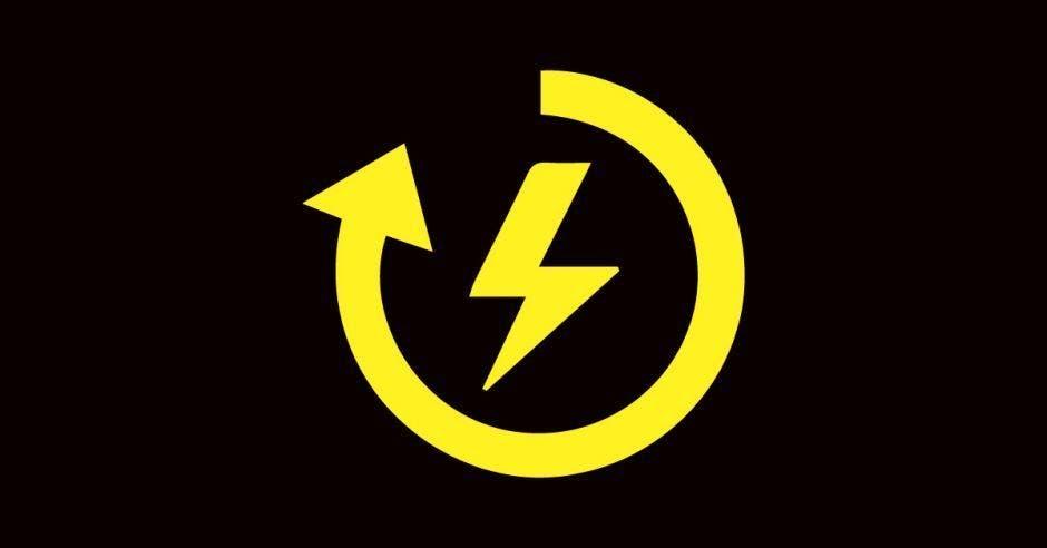 Signo de energía