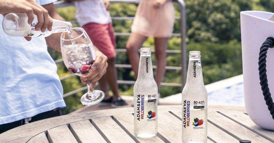 Lanzamiento responde a nuevas tendencias de mercado que incluyen a las personas interesadas en el bienestar, la salud y el consumo inteligente de alcohol. Cortesía FIFCO/La República