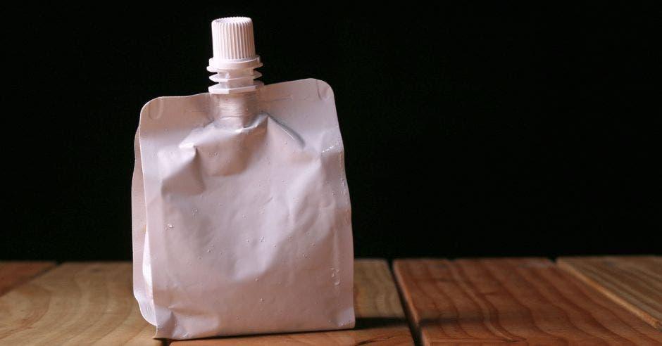 Empaque de plástico