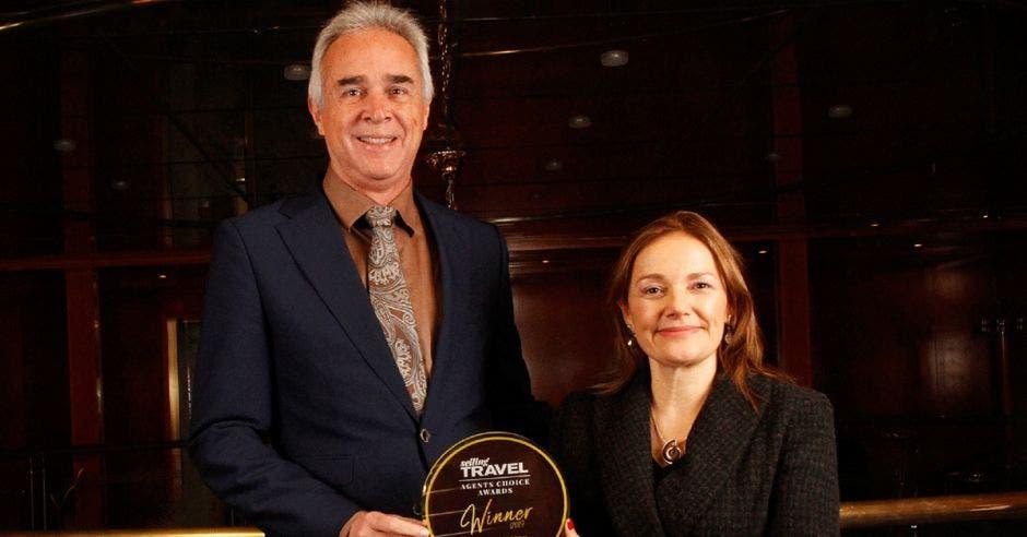El premio lo recibió el Instituto Costarricense de Turismo en el marco de la feria turística internacional World Travel Market