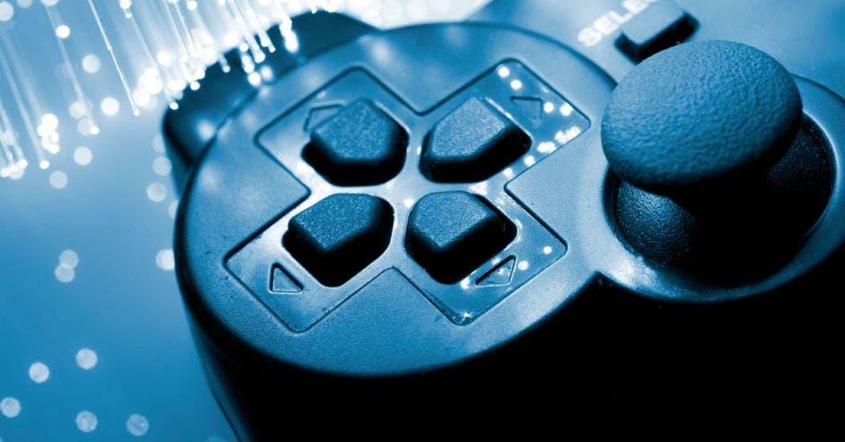 Control videojuego