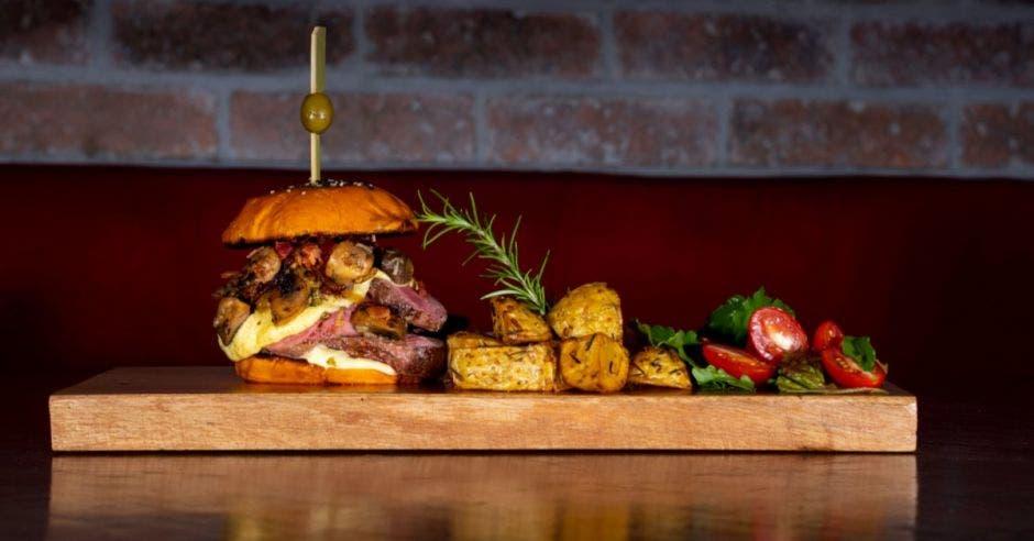 ¿Le gustan las hamburguesas? Festival le invita a probar las mejores