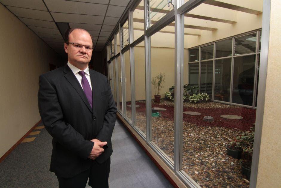Elián Villegas Valverde, presidente ejecutivo del Instituto Nacional de Seguros