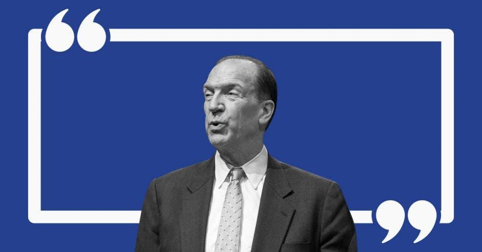 David Malpass es Presidente del Grupo Banco Mundial