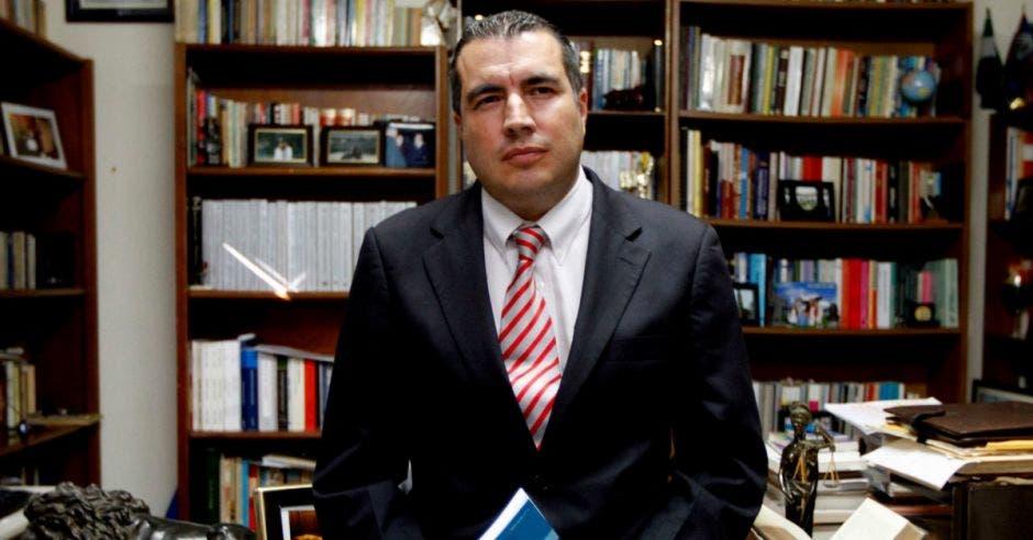 Fernando Zamora, exsecretario de Liberación. Archivo/La República