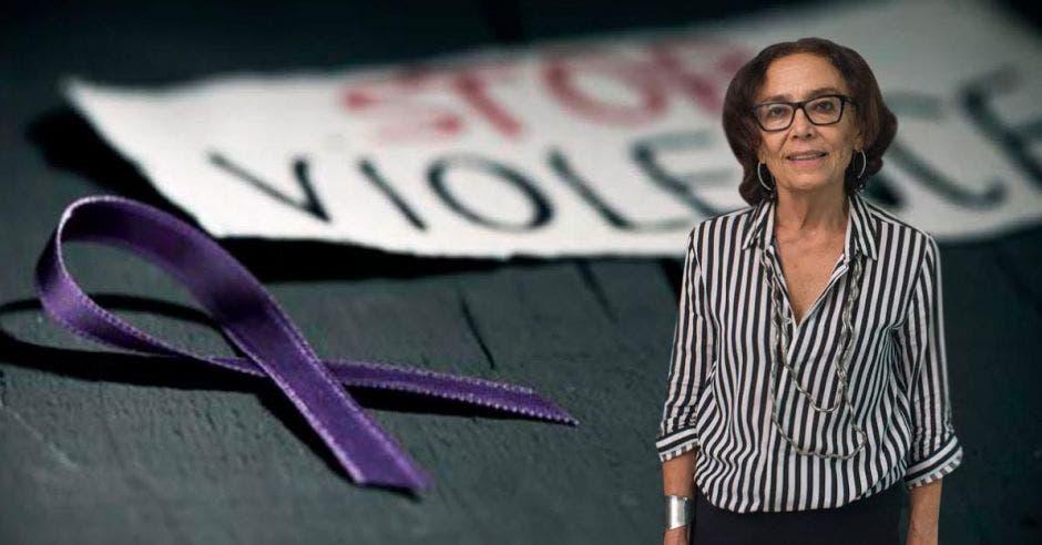 Patricia Mora, presidenta del Instituto Nacional de las Mujeres. Archivo/La República