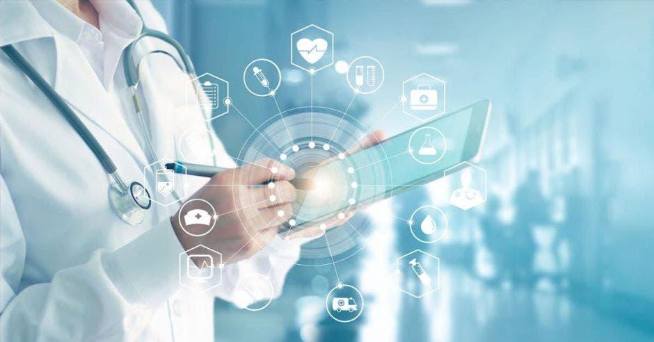 La Expomed funcionará como escenario para presentar casos de éxitos. Shutterstock/La República
