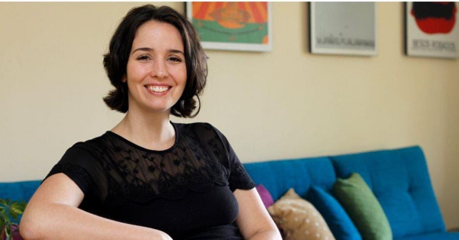 Antonella Sudasassi Directora de cine