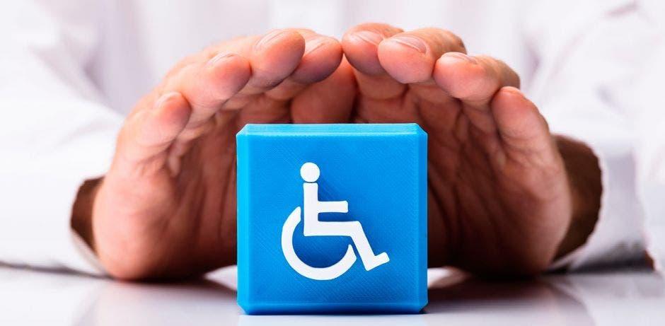 discapacitado, protección, estado