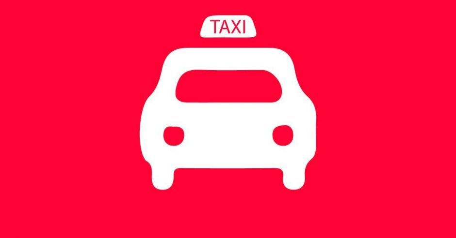 Taxi ilustrado