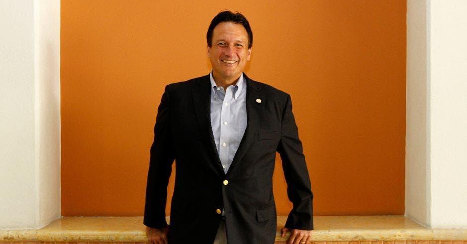Elías Soley, presidente de AmCham