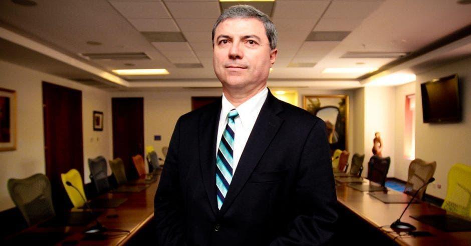 Gerardo Corrale, economista. Archivo/La República.