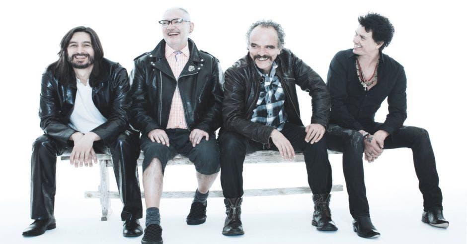 Grupo de rock Caifanes