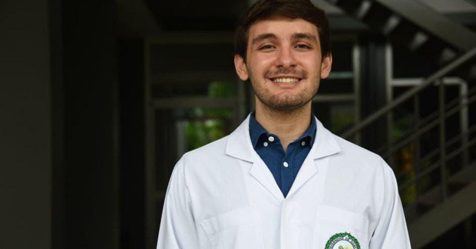 Diego Azúa estudiantes de la Universidad de Costa Rica