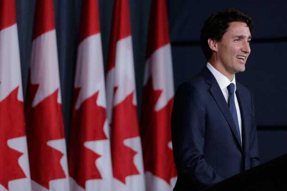El primer ministro de Canadá Justin Trudeau decidió escoger las playas de Costa Rica para pasar sus vacaciones. Cortesía/La República