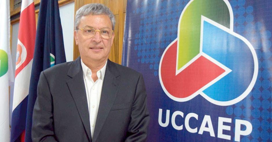 Alvaro Sáenz, presidente de Uccaep