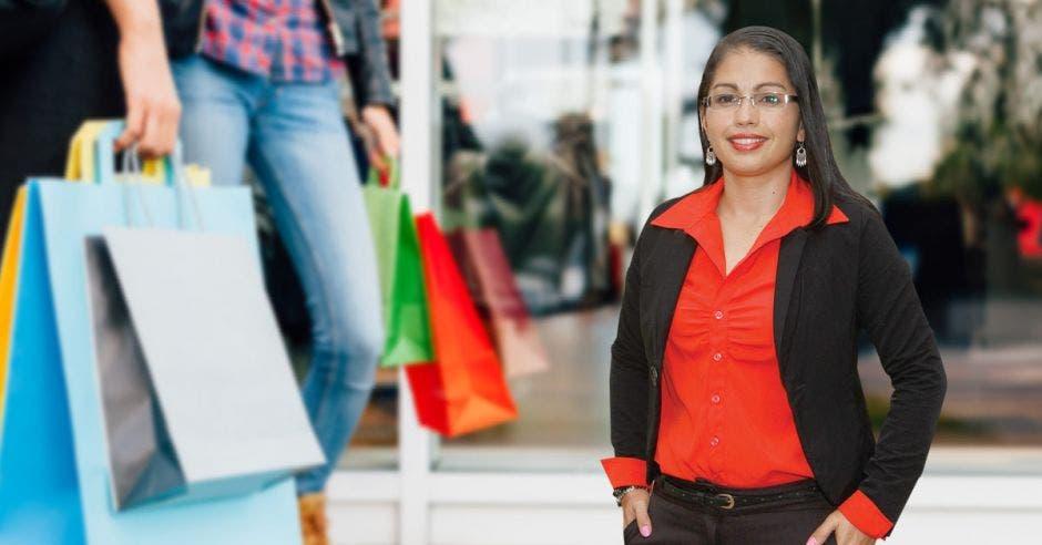 Roxana Morales, economista
