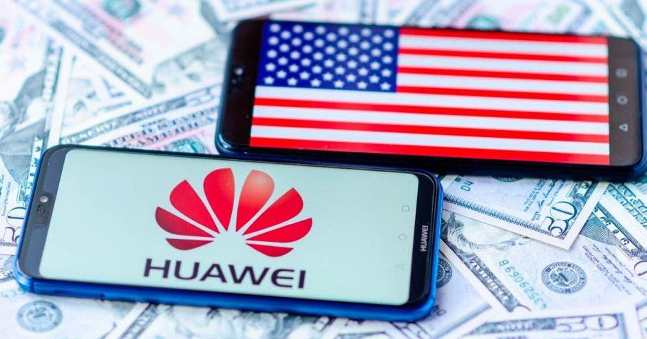 Huawei en EEUU